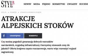 Link do artykułu prasowego